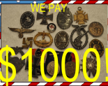 Valuation of militaria collections